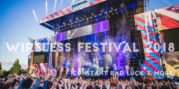 Wireless Fest 2018, before & after, our constant bad luck and more